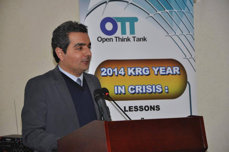 Open Debate 1: 2014 KRG Year in Crisis: Lessons and Future Perspectives