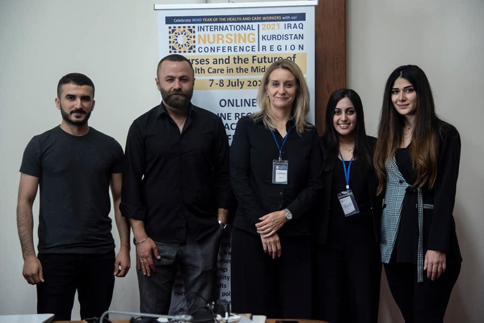 First International Nursing Conference in Kurdistan Region – Iraq